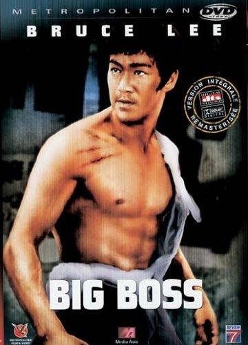 Wielki szef / The Big Boss (1971) PL.DVDRip.Xvid.AC3-kocur25 | Lektor PL